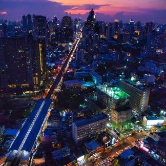 fine art print bangkok thailand