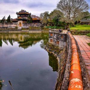 fine art print imperial city hue vietnam