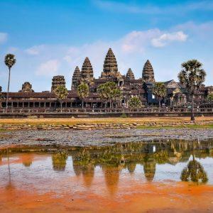 fine art print angkor wat angkor cambodia