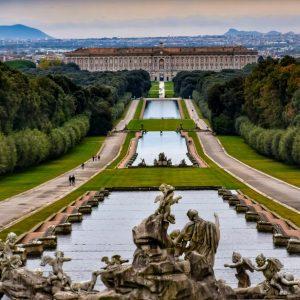 fine art print royal palace of caserta caserta italy