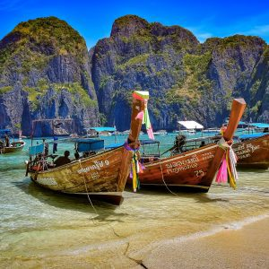 fine art print koh phi phi thailand