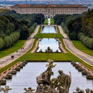 fine art print royal palace of caserta caserta italy