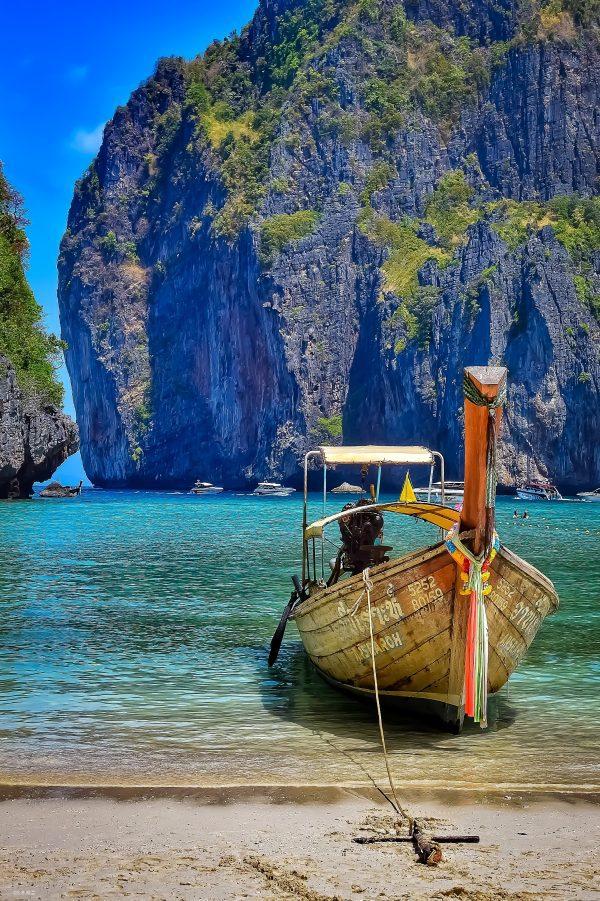 fine art print kho phi phi thailand