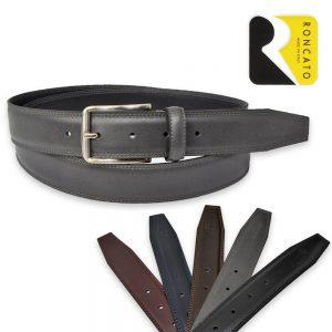 Roncato Men's Leather Belt
