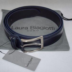 Laura Biagiotti Men's Leather Belt